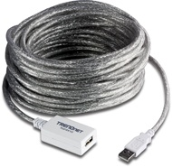 12-м удлинитель USB 2.0 с усилителем TU2-EX12 (версия 1.0R)