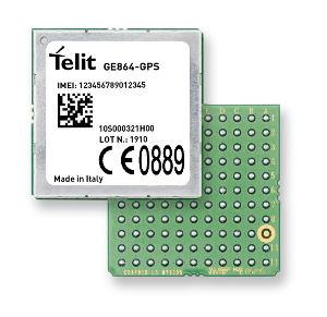 GE864-GPS комбинированный GSM/GPRS/GPS-модуль в корпусе BGA