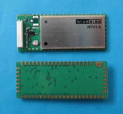 высокоскоростной Bluetooth-модуль WT41 Bluegiga с увеличенным радиусом действия