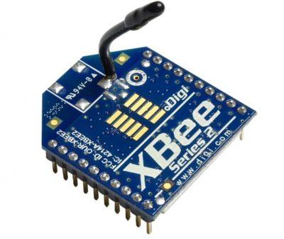 модулей XBee с предустановленным программным обеспечением, отвечающим требованиям новейшего стандарта ZigBee Pro