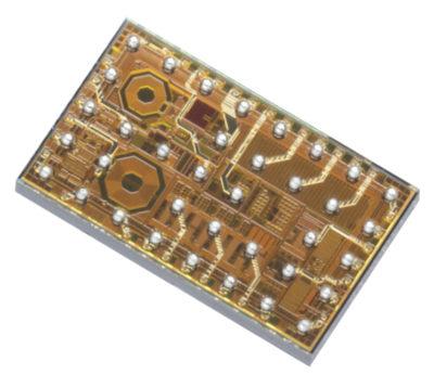Приемопередатчик субгигагерцового диапазона ZL70251 для промышленных разработок