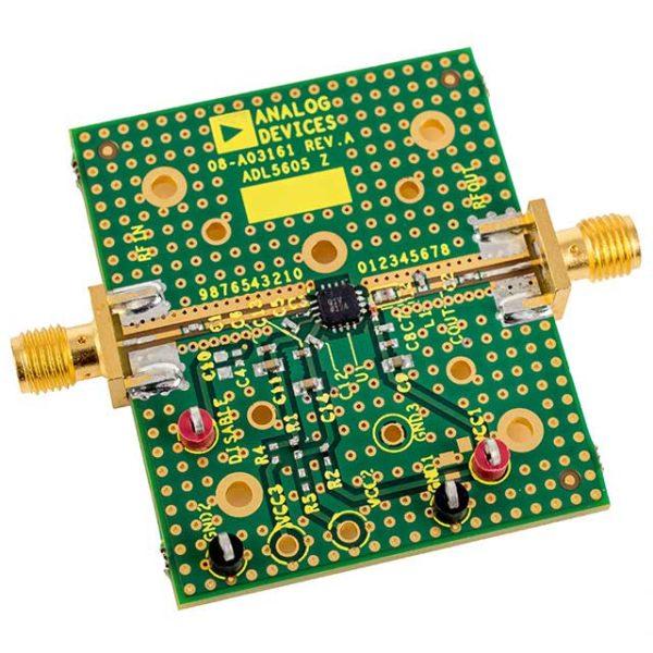 Высокоинтегрированные усилитель-драйвер ADL5605