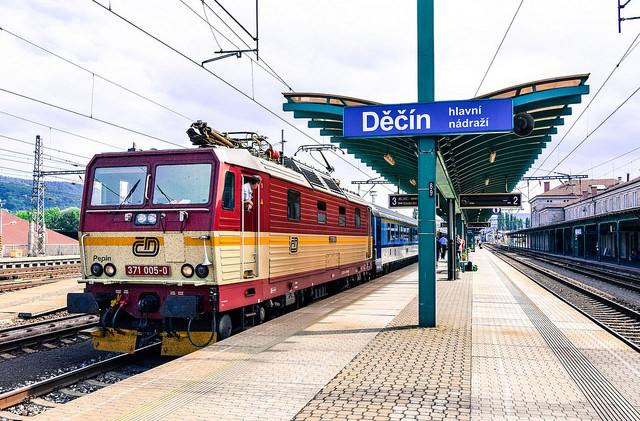Чешские железные дороги (Czech Railways) в очередной раз отдали предпочтение технологии GSM-R от Nortel.