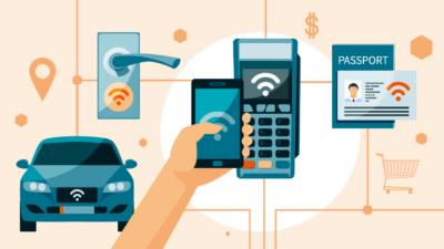 NFC в смартфонах – не только платежи