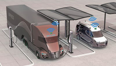 В России создана 10-гигабитная система связи для беспилотных автомобилей и других транспортных применений