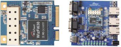 Новый Wi-Fi-модуль Wiznet