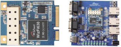 Wi-Fi-модуль WizFi630 с пропускной способностью 90 Мбит/с