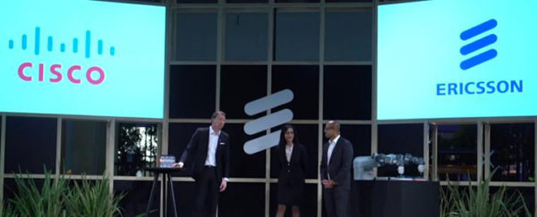 Ericsson и Cisco представили новые Wi-Fi-решения