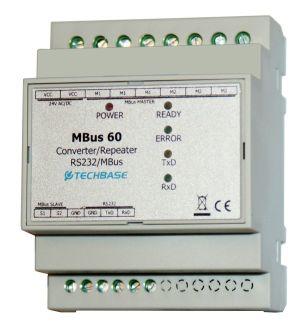 Преобразователи интерфейса Modbus в RS-232