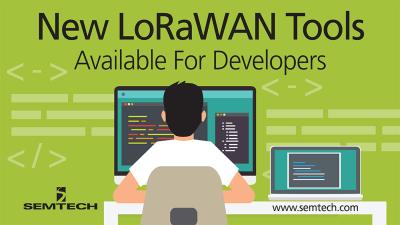 Базовая станция, ПО и бесплатный сервер от Semtech для моделирования работы в сетях LoRaWAN