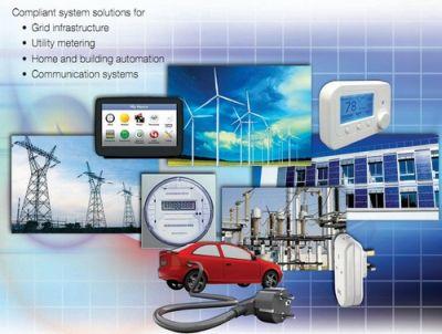 CC2538 - радиочастотная СнК стандарта 802.15.4g с поддержкой профиля ZigBee Smart Energy 2.0