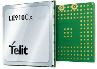 Модули LE910C1-WWX и LE910C4-WWX от Telit