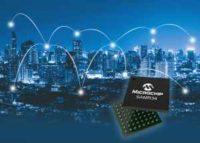 SAM R34/35 - семейство систем в корпусах LoRa с минимальным энергопотреблением от Microchip