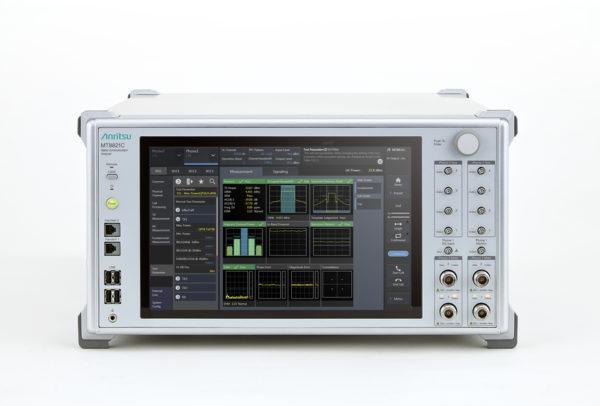 анализатора радиосвязи MT8821C с расширенной поддержкой технологии LTE-Advanced