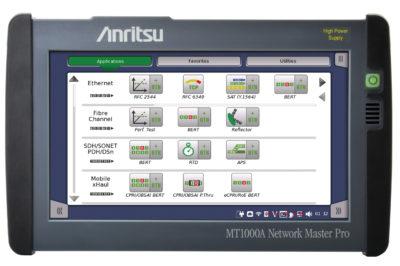 Анализатор Network Master Pro MT1000A