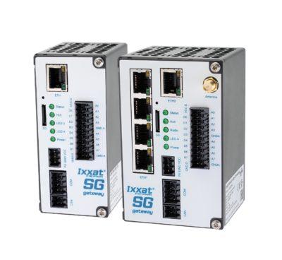Шлюзы Ixxat для интеллектуальных электросетей для сетевого подключения компонентов энергосистем