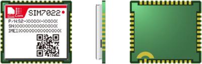 Новый NB-IoT модуль от SIMCom Wireless  - SIM7022