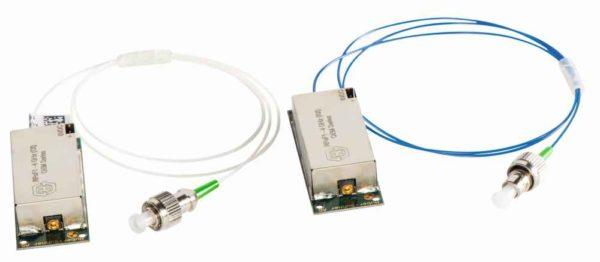 Вебинар «Радиофотонные преобразователи HUBER + SUHNER AG для оптимизации и усовершенствования радиочастотных линий»