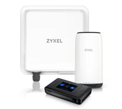 Zyxel выпускает портфель продуктов 5G