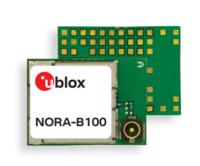 Высокопроизводительные Bluetooth 5.2-модули u-blox NORA-B1