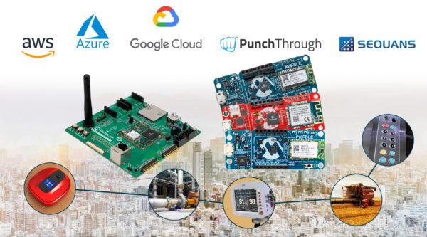 Широкий ряд IoT-решений Microchip для быстрой разработки прототипов