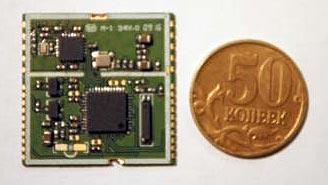 Внешний вид GPS-модуля NX-2525R (без защитной крышки)