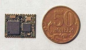 Внешний вид GPS-модуля NX-M1216R