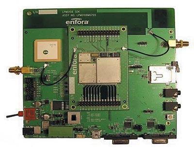 Отладочный комплект для модуля LPP0108