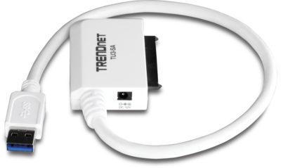 Адаптер USB 3.0 для подключения жесткого диска с интерфейсом SATA I/II TU3-SA (версия 1.0R)