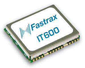 Fastrax объединяет GPS и ГЛОНАСС в одном приемном модуле ГНСС