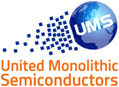 Логотип  United Monolithic Semiconductors (UMS)