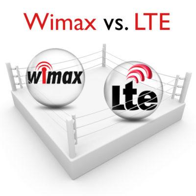 LTE и Mobile WiMAX